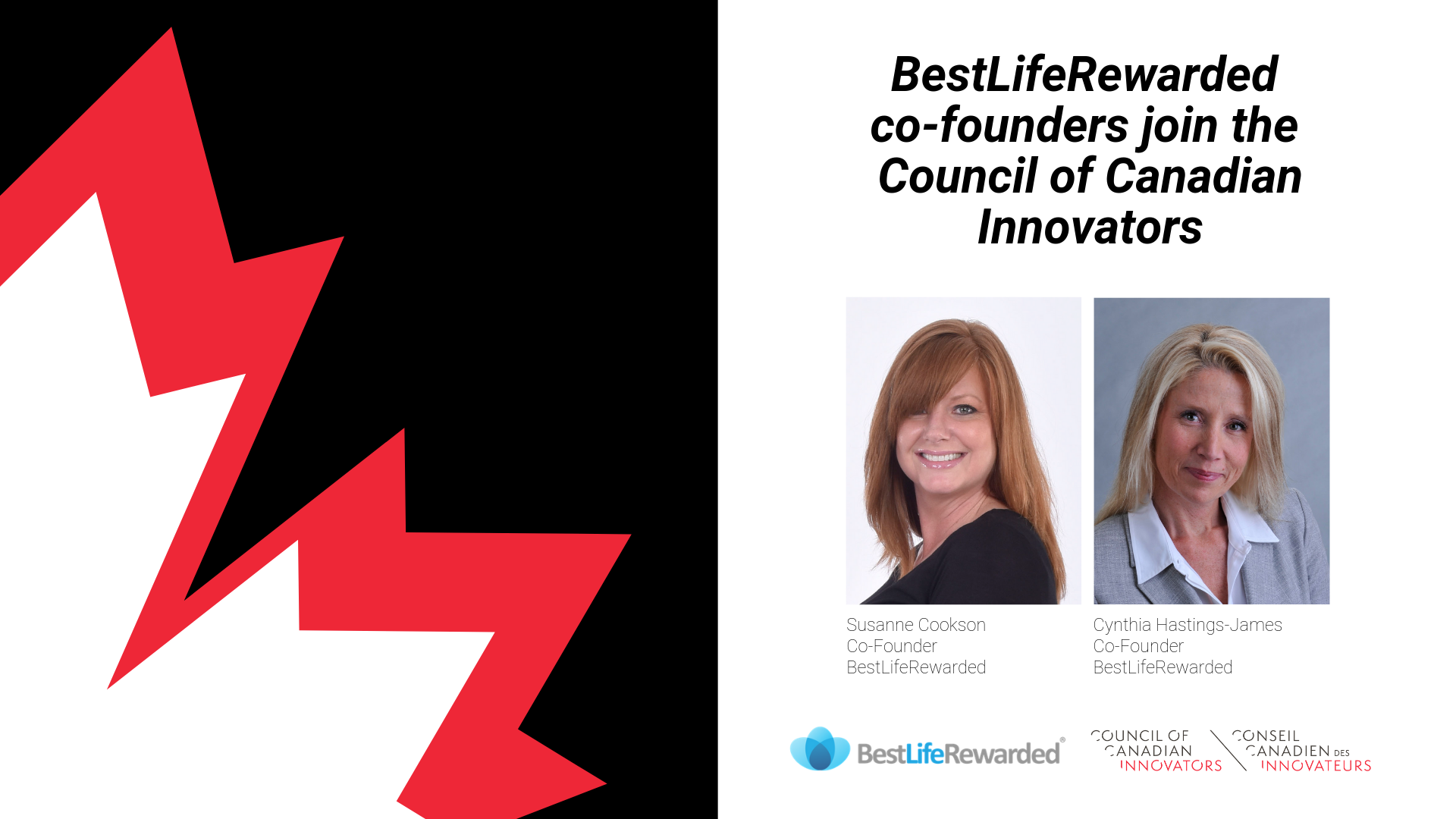 BestLifeRewarded joins the Council of Canadian Innovators