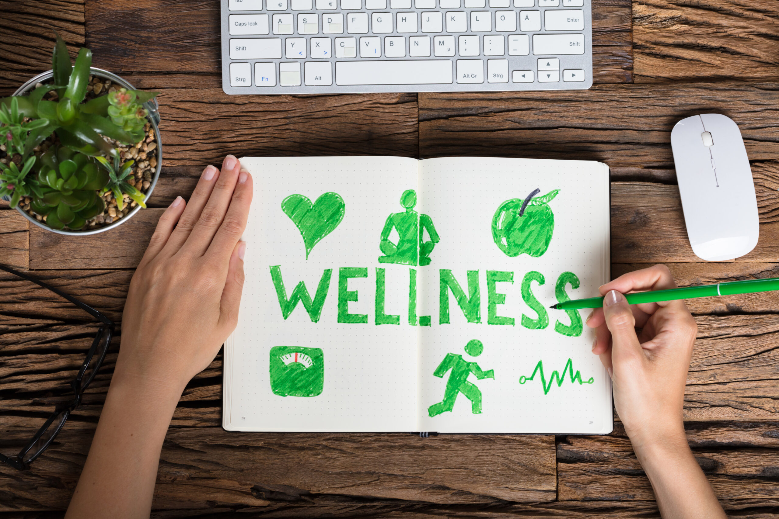 Four Ways to Create a Healthy Workplace