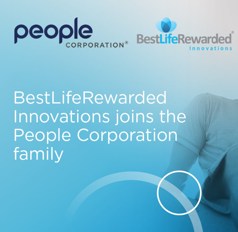 BestLifeRewarded Innovations Joins the People Corporation Family